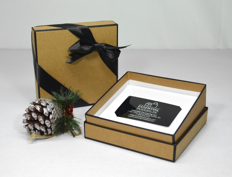 Corporate gift packaging