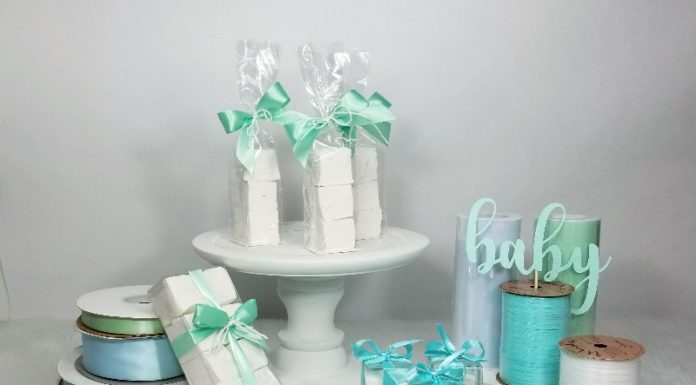clouds baby shower